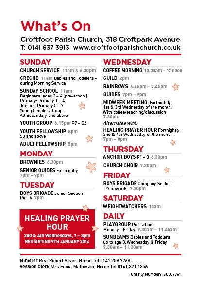 Croftfoot Parish Church Christmas Card 13_4
