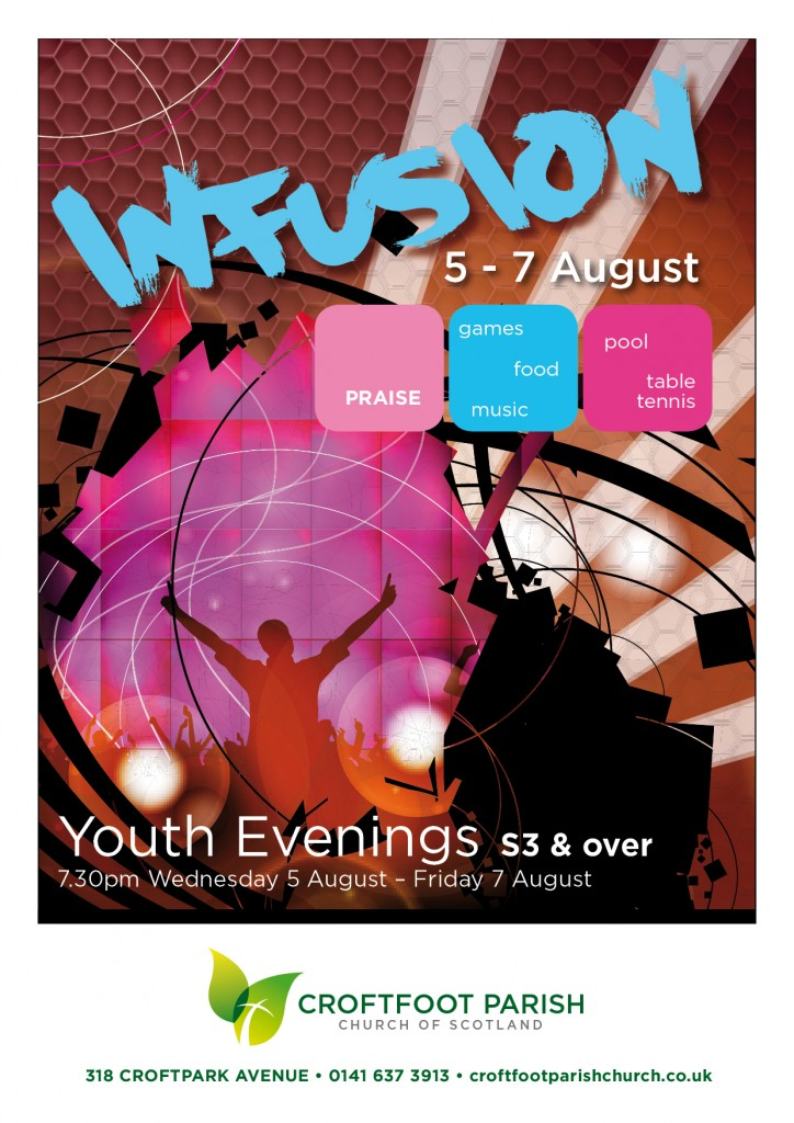 Infusion Poster 2015