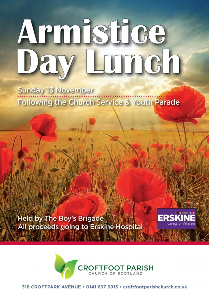 croftfoot-armistice-lunch-poster-2016